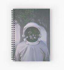 Face Reveal Spiral Notebook