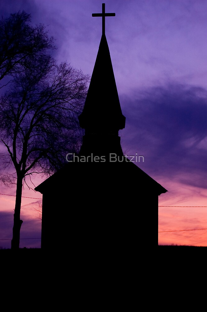 Chruch by Charles Butzin