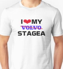 I love my Stagea T-Shirt