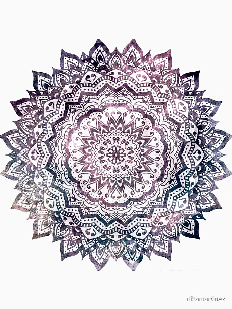 JEWEL MANDALA by nikamartinez
