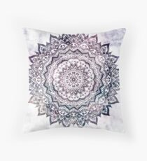JEWEL MANDALA Throw Pillow
