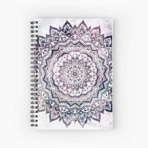 JEWEL MANDALA Spiral Notebook