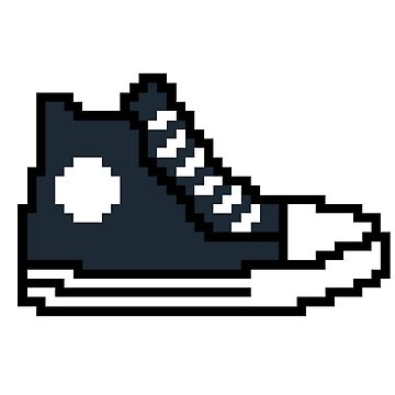 Fast and furious 8 bit shoe Ludacris / Tej Parker by KrAyZiEBOOY
