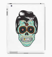 Psychobilly Sugar Skull iPad Case/Skin
