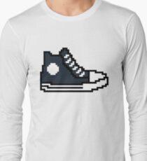 Fast and furious 8 bit shoe Ludacris / Tej Parker Long Sleeve T-Shirt