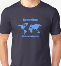Antarctica The Forgotten Continent T-Shirt