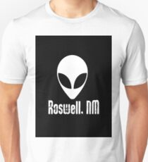 Alien Invasion, Roswell, New Mexico, NM Unisex T-Shirt