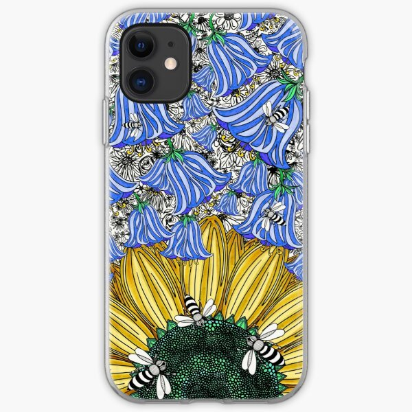 Dance of the Bees iPhone Soft Case