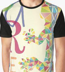 Fashion Barcelona City Lizard Graphic T-Shirt