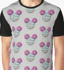 Pop Donut -  Berry Frosting Graphic T-Shirt