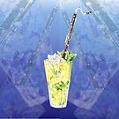 Bass Clarinet  Vodka Musical cocktail by didielicious