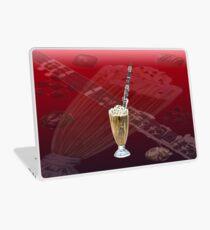 Clarinet Chocolate Musical Milkshake Laptop Skin