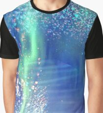 Dazzling lights V Graphic T-Shirt