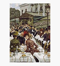 James Tissot - The Artists Wifes 1985 Photographic Print