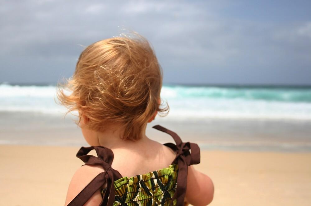 enjoying the breeze, enjoying the seas by Maria Alexandratos