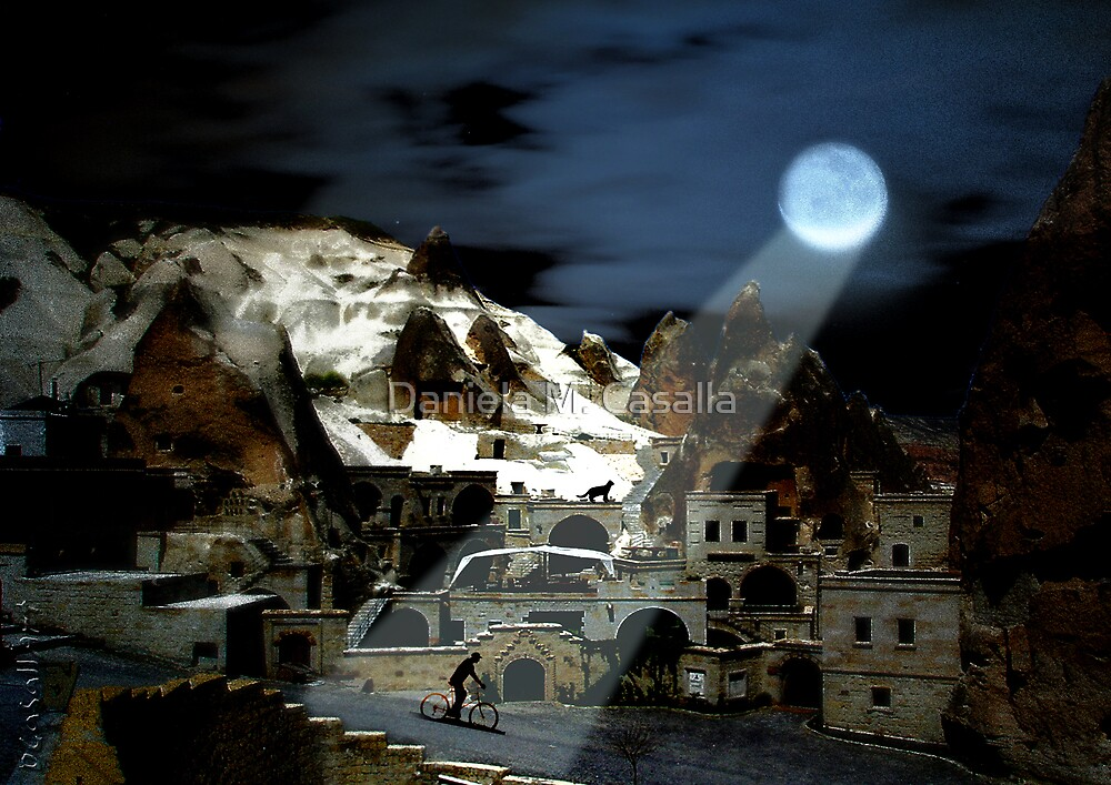 Moonlight by Daniela M. Casalla