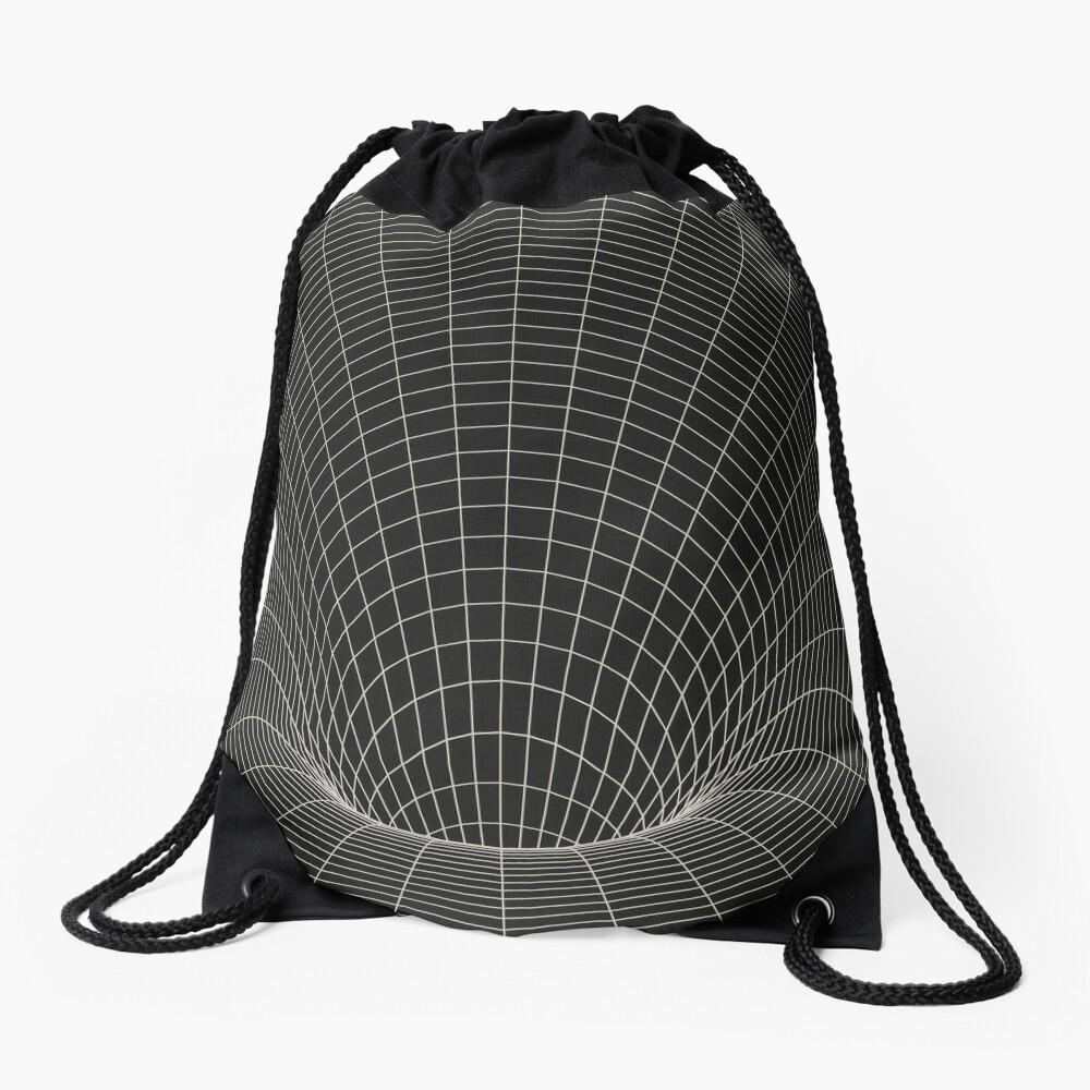 Event Horizon Drawstring Bag