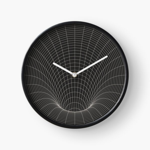 Event Horizon Clock