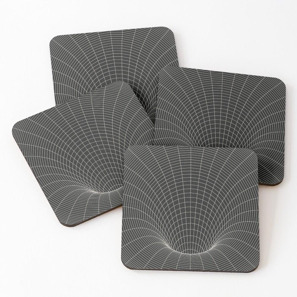 Event Horizon Coasters (Set of 4)