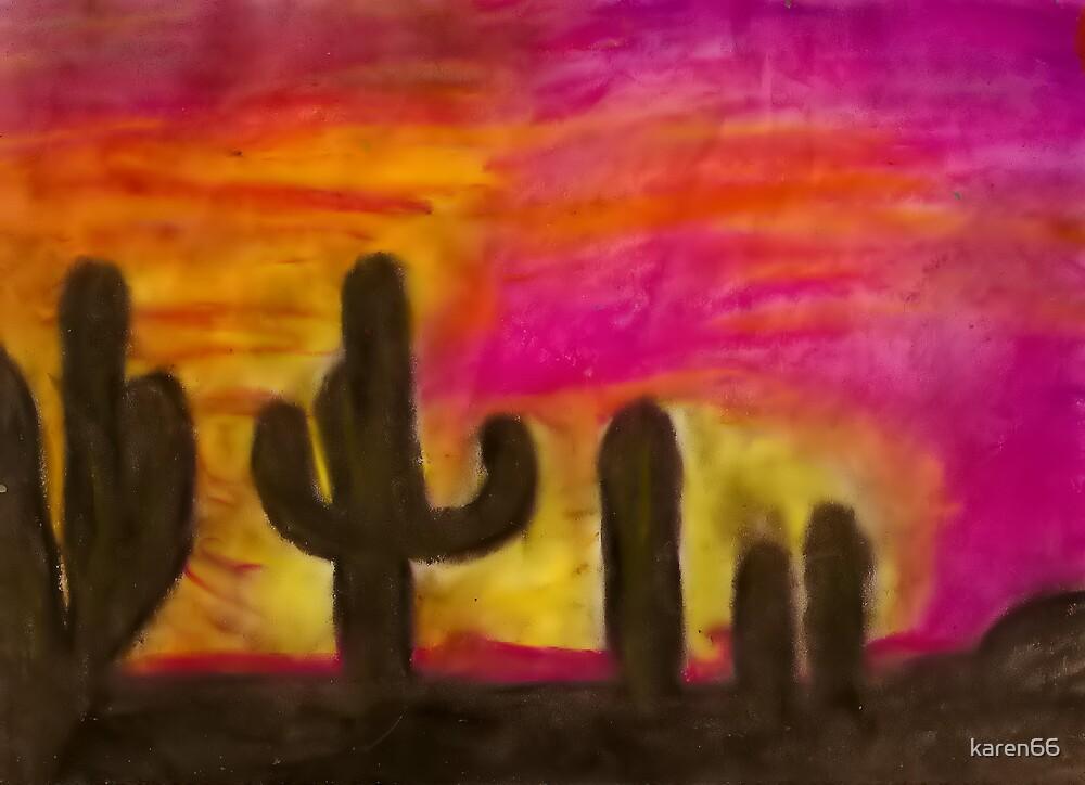 Desert Sky by karen66