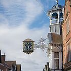 Guildford High Street by Sue Martin