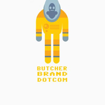Deep Sea Diver by ButcherBrand