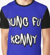 Kendrick - Kung Fu Kenny Graphic T-Shirt