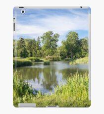 Rural Lake iPad Case/Skin