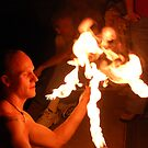 Fire Eater by Alexander Greenwood
