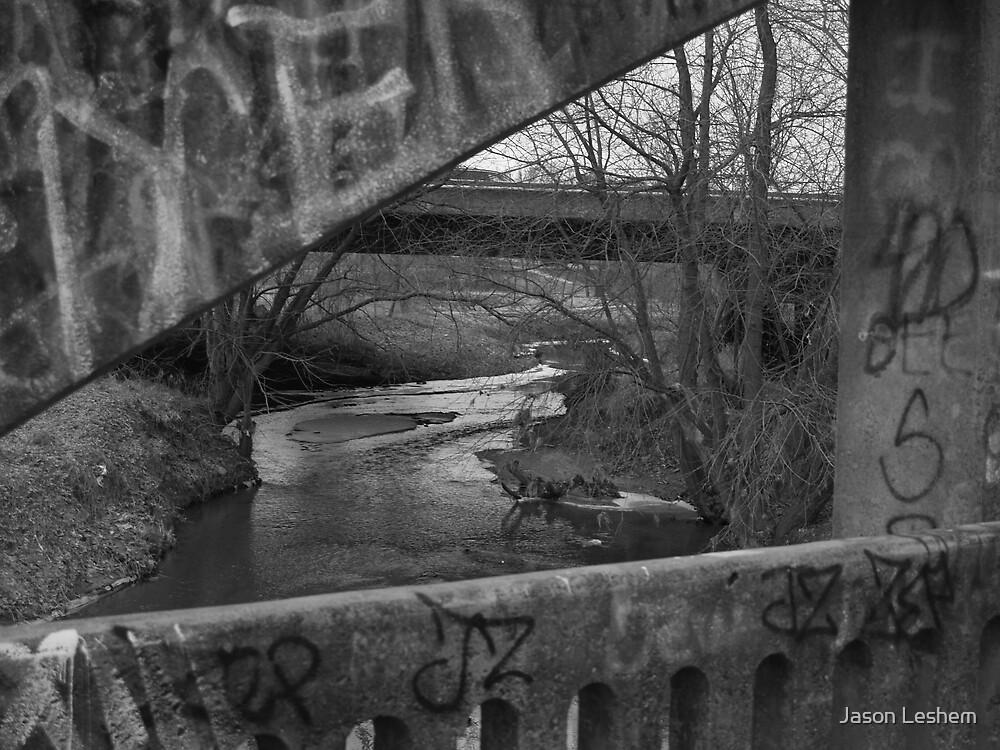 Bridge view by Jason Leshem