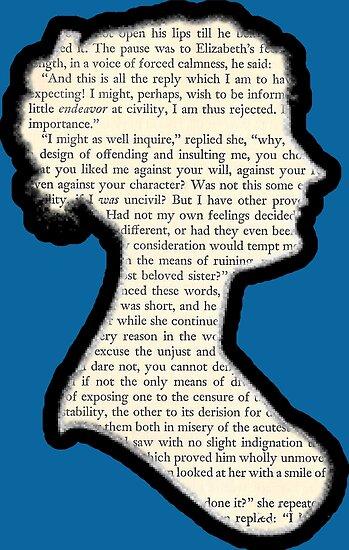 Jane Austen - Pride and Prejudice by BagChemistry