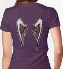 Fallen Angel Women's Fitted T-Shirt