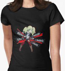 Ann Womens Fitted T-Shirt