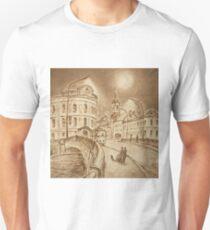 city cat Unisex T-Shirt
