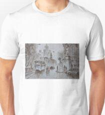 urban scene Unisex T-Shirt
