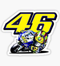Valentino Rossi little supporter Sticker