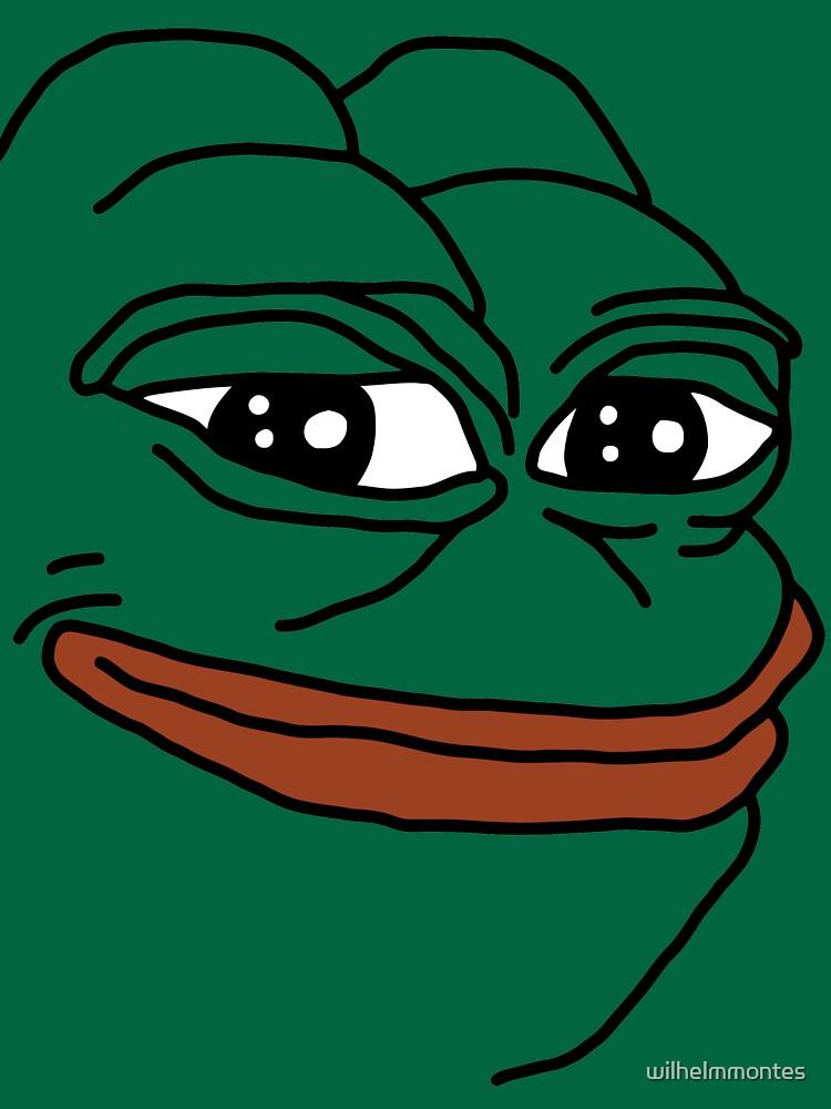Pepe - Smug | Unisex T-Shirt