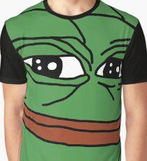 Pepe - Smug Graphic T-Shirt