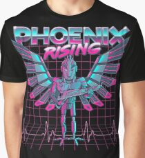 Phoenix Rising Graphic T-Shirt