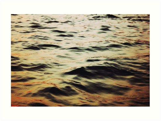 just waves by Jessica Sharmin
