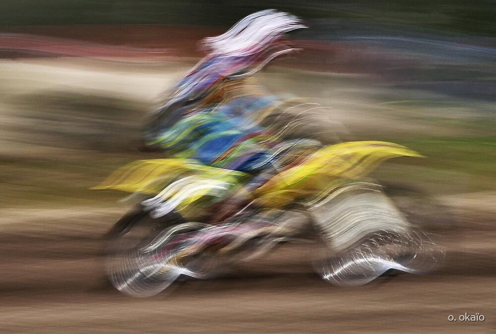 motocross 12 (t) in Modern Art, by way Olavia-Okaio Creations with fz 1000 .... 500 000 2016 Photos by . Okaïo