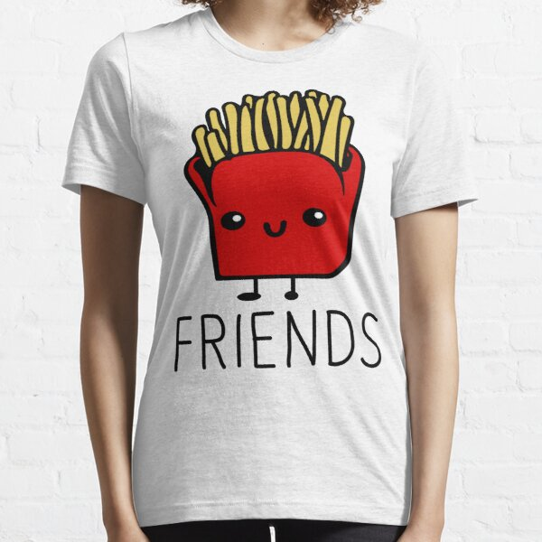Best Friends Clothing - The French Fries Essential T-Shirt