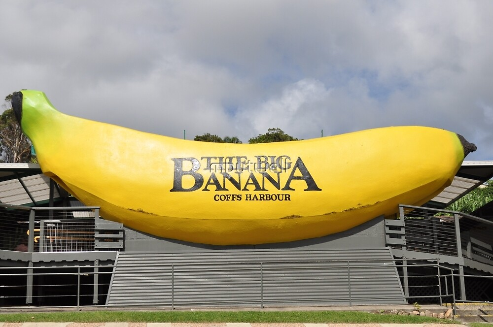 The Big Banana by mbutwell