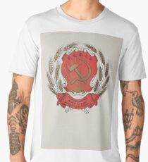 Coat  arms   Russian Federation Men's Premium T-Shirt