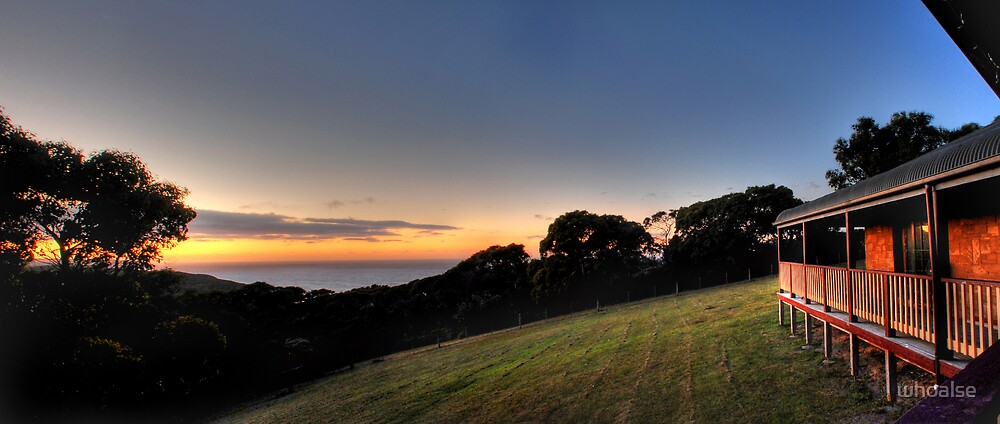 Great Ocean Road Series - 50th Anniversary (Sunrise @ Glenaire) by whoalse