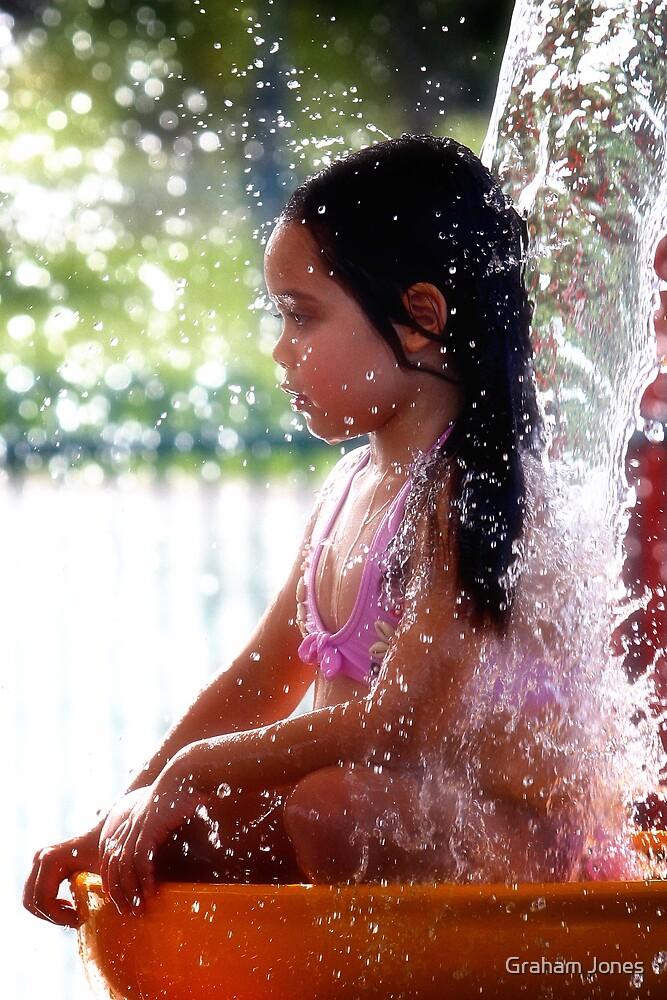 Water Meditation by Graham Jones
