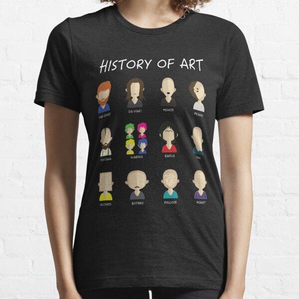 History of art Essential T-Shirt