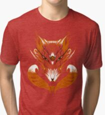 The Cunning Tri-blend T-Shirt