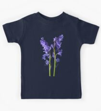 Bluebells, From the very Woods I Created! Kids Tee