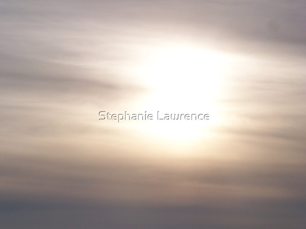 Light of the Clouds by Stephanie Lawrence